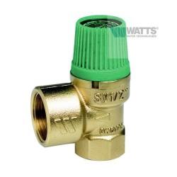 Válvula de seguridad de presión